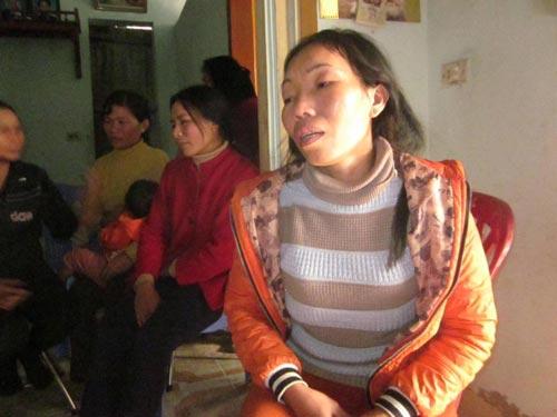 Đắm tàu ở Nghệ An: Cạn nước mắt ngóng chờ - 5