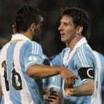 Bóng đá - Aguero: Tôi xuất sắc thứ 2 TG sau Messi
