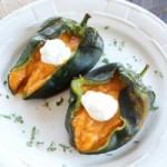 Ẩm thực - Bí đỏ nhồi: Món ngon mùa Lễ Tạ Ơn