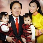 Ngôi sao điện ảnh - Lộ tài sản khổng lồ của chồng em gái Cẩm Ly