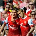 Bóng đá - Ramsey-Wilshere: Cặp Iniesta-Xavi của NHA