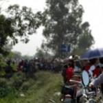 An ninh Xã hội - Hà Nội: Xác người bị đốt bên bờ sông Nhuệ