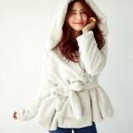 Thời trang - Bí kíp chống đơn điệu cho áo khoác mùa đông
