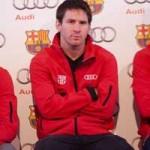 Bóng đá - Messi tai nạn khi đi điều trị chấn thương