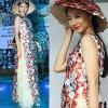 Váy 4.000 bao cao su lập kỷ lục Việt Nam