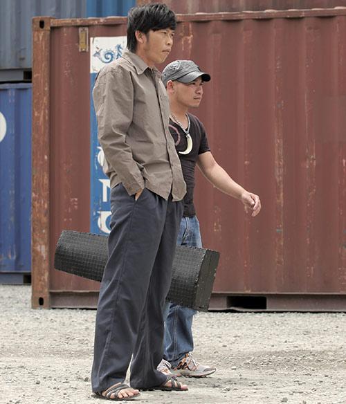 """Nhật Cường làm """"đại ca"""" mùa phim Tết 2014 - 9"""