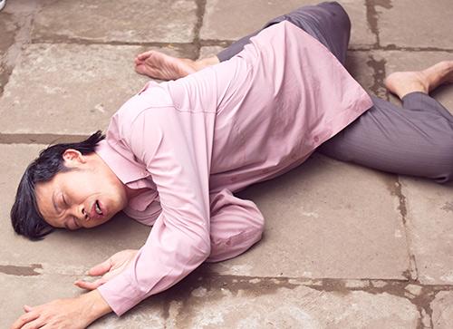 """Nhật Cường làm """"đại ca"""" mùa phim Tết 2014 - 7"""