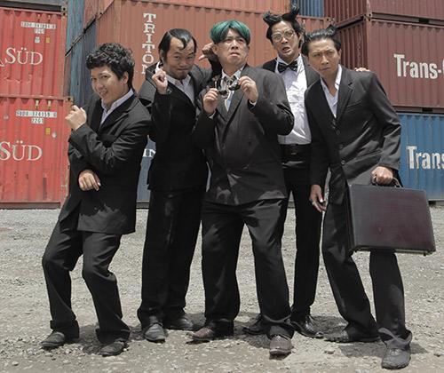 """Nhật Cường làm """"đại ca"""" mùa phim Tết 2014 - 1"""