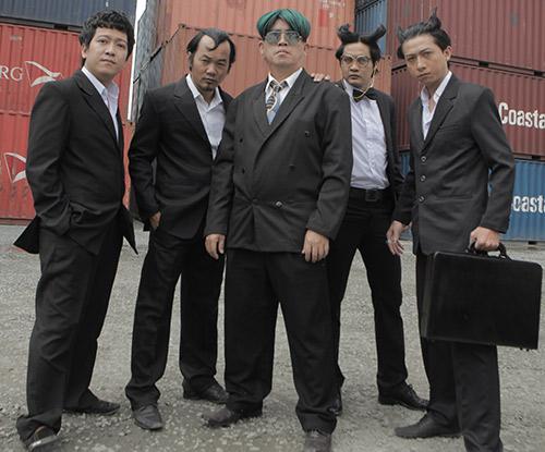 """Nhật Cường làm """"đại ca"""" mùa phim Tết 2014 - 2"""