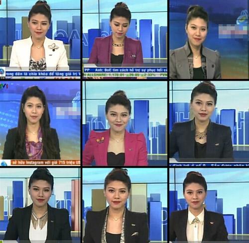MC Ngọc Trinh hút hồn khán giả Việt - 1