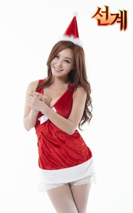 Loạn nhịp tim vì người đẹp đón Giáng sinh - 8