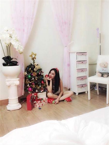 Loạn nhịp tim vì người đẹp đón Giáng sinh - 4