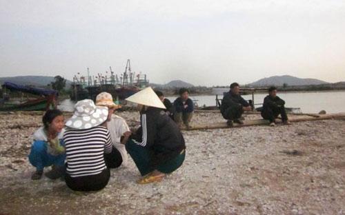 Lời kêu cứu của 10 ngư dân bị đắm giữa biển - 2