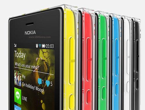 Nokia Asha 502 và Asha Dual SIM 503 chính thức phát hành - 2
