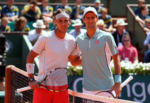 (P2) 5 trận đơn nam Grand Slam hấp dẫn nhất 2013 - 2
