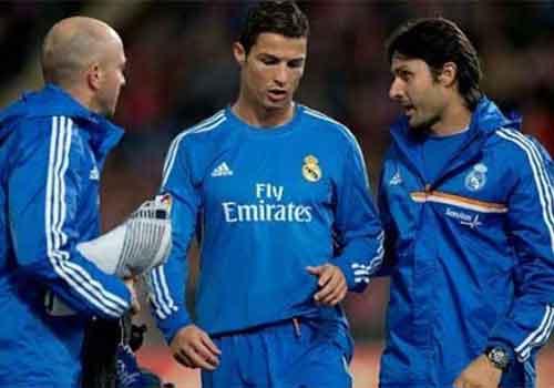 Real mất Ronaldo thêm 2 tuần - 1