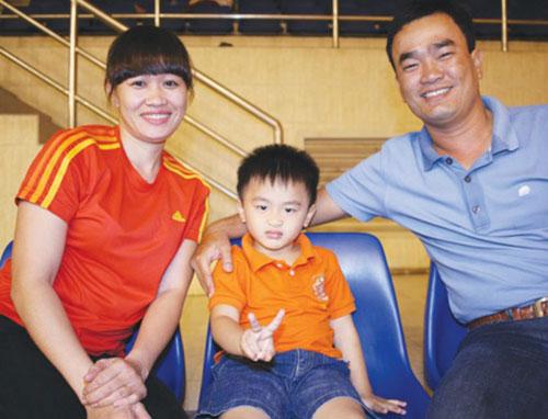 Những gia đình vàng của thể thao Việt Nam tại SEA Games - 4