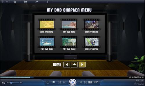 """Roxio CinePlayer Surround: Xem phim, nghe nhạc """"cực đã"""" - 1"""