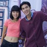 Thời trang - Chà Mi, Quang Đại bất ngờ quay clip nhạc