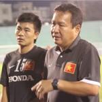 """Bóng đá - U23 VN đè bẹp CLB TPHCM sau """"cơn mưa thẻ"""""""