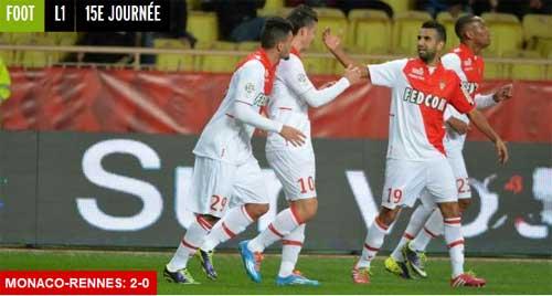 Monaco – Rennes: Áp sát ngôi đầu - 1