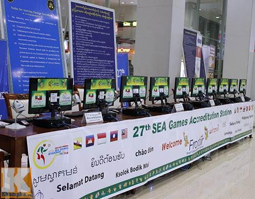 Tận mắt với không khí SEA Games tại Myanmar - 1