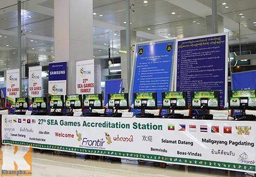 Tận mắt với không khí SEA Games tại Myanmar - 2