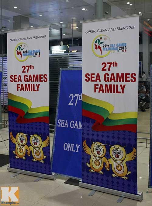 Tận mắt với không khí SEA Games tại Myanmar - 4