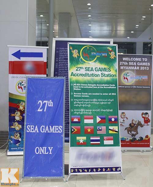 Tận mắt với không khí SEA Games tại Myanmar - 3