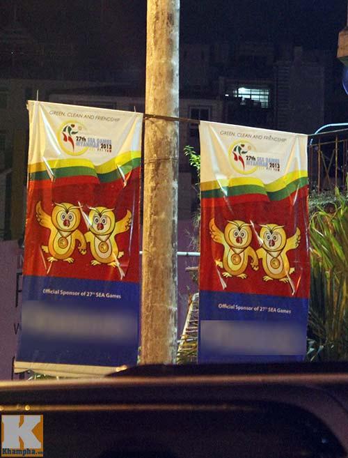 Tận mắt với không khí SEA Games tại Myanmar - 7