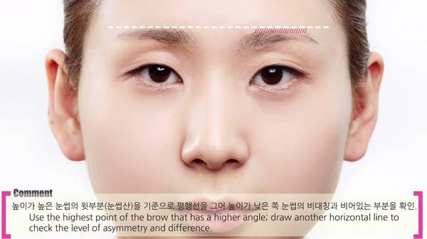 Học vẽ lông mày như Kim Tae Hee - 2