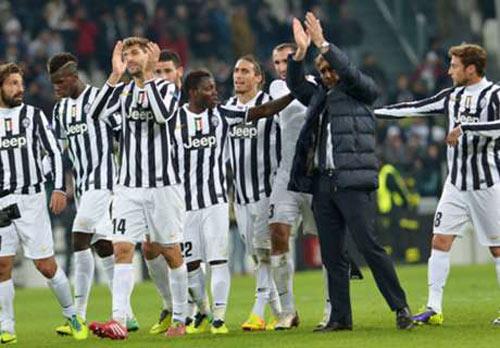 Juventus – Udinese: Nối dài ngày vui - 1