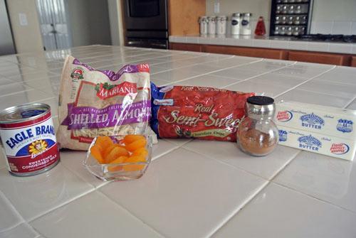 Bánh sô cô la ô mai mơ cực dễ làm - 1