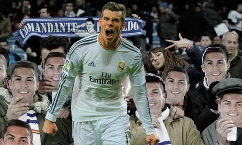 Gareth Bale: Người hùng mới tại Bernabeu - 1