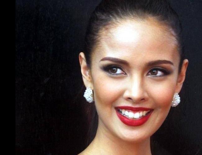 Hoa hậu thế giới 2013 Megan Young mê hoặc bởi nụ cười tươi và gương mặt đẹp đến mê hồn.