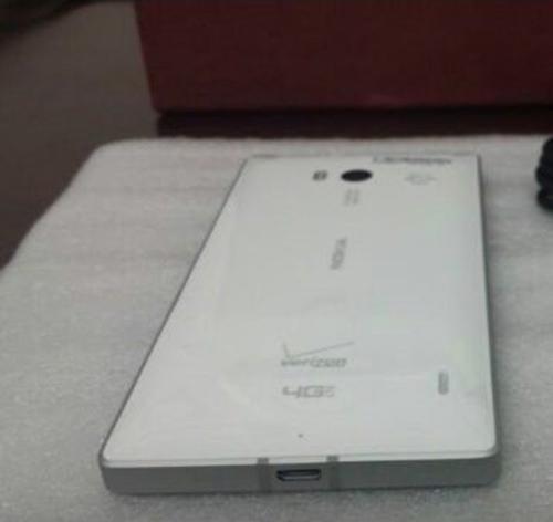 Nokia Lumia 929 màu trắng xuất hiện - 1