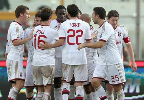 Catania - Milan: Giải tỏa áp lực - 1