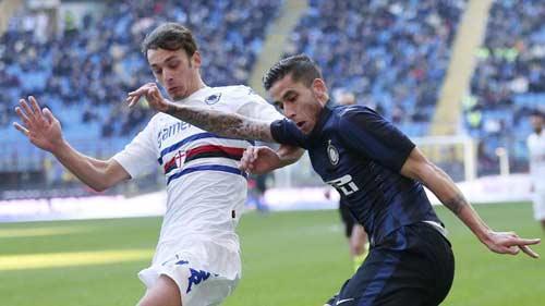 Inter – Sampdoria: Một nỗi buồn lớn - 1