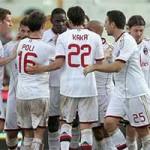Bóng đá - Catania - Milan: Giải tỏa áp lực