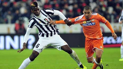 Juventus - Udinese: Niềm vui phút bù giờ - 1