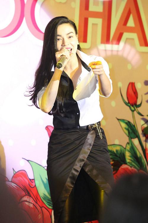 Mỹ nhân Việt liên tục mặc đẹp tuần qua - 12