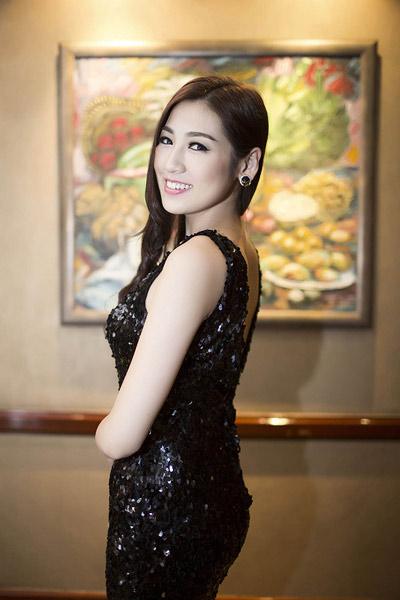 Mỹ nhân Việt liên tục mặc đẹp tuần qua - 2