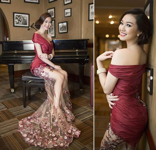 Mỹ nhân Việt liên tục mặc đẹp tuần qua - 8