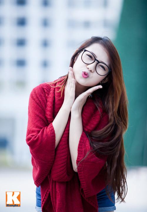Cô gái xinh đẹp hát hay, diễn xuất giỏi - 5