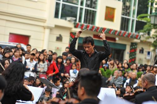 Hòa nhạc đường phố thu hút nghệ sĩ Việt - 9