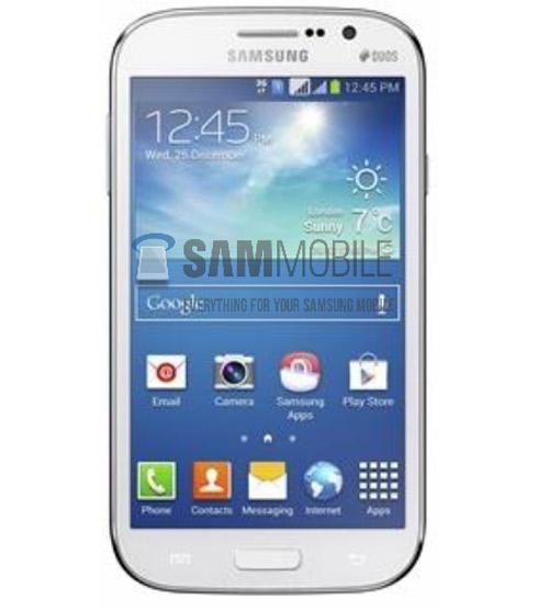 Samsung Galaxy Grand Lite ra mắt đầu 2014 - 1