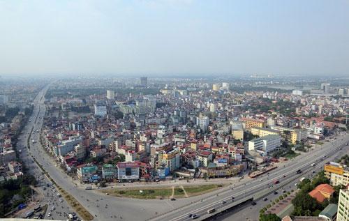 Toàn cảnh hai quận mới của Thủ đô - 5