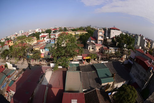 Toàn cảnh hai quận mới của Thủ đô - 8