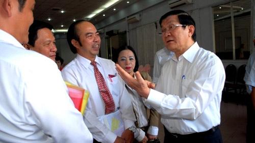 Chủ tịch nước nói lý do luân chuyển ông Nguyễn Thiện Nhân - 1