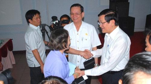 Chủ tịch nước nói lý do luân chuyển ông Nguyễn Thiện Nhân - 2